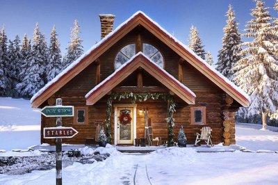 Zillow values Santa's North Pole home at $656,957