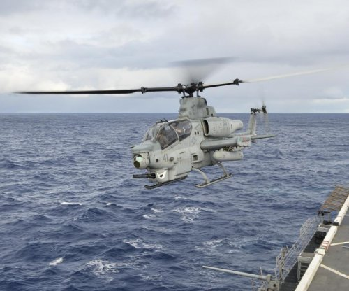 U.S. Navy contracts Bell for AH-1Z long-lead procurement