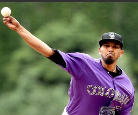 German Marquez's masterful performance lifts Colorado Rockies past Chicago Cubs