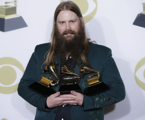 Chris Stapleton leads 2018 ACM Awards nominations