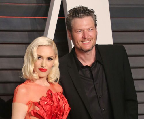 Blake Shelton voices love for 'adopted Okie' Gwen Stefani