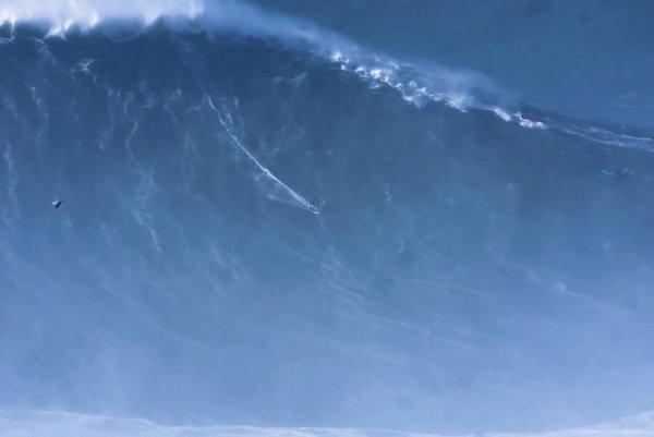 watch  man surfs 80