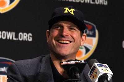 No. 14 Michigan, No. 12 Notre Dame renew rivalry