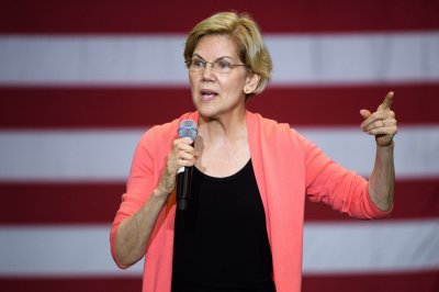 Sen. Elizabeth Warren announces plan to protect elections