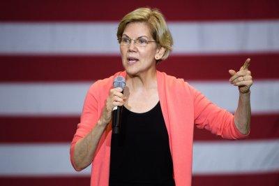 Sen. Elizabeth Warren announces plan to protect elections
