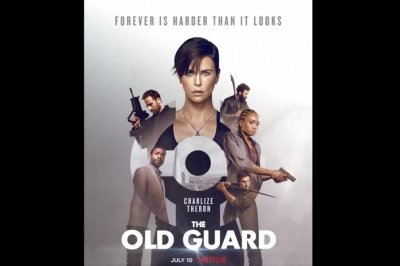'The Old Guard,' starring Charlize Theron, coming to Netflix in July