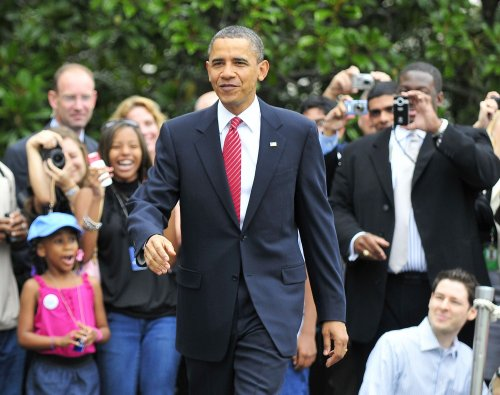Obama: Don't 'demagogue' immigration issue