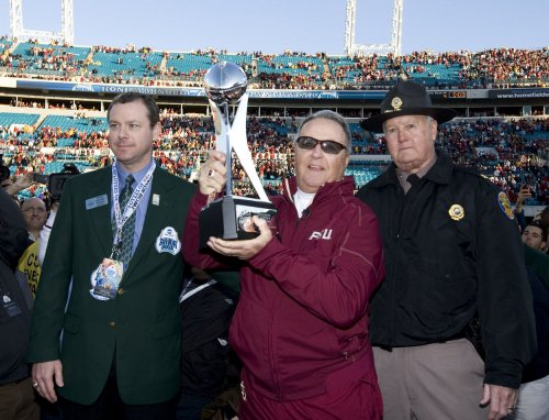 Bobby Bowden reveals he had prostate cancer