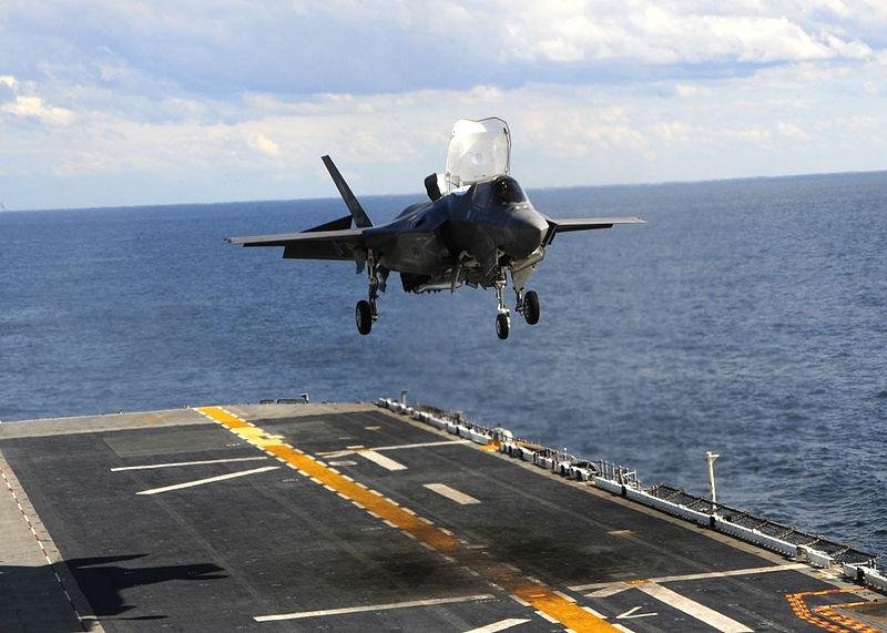 facility to test tailor f 35 software opened in britain upi com