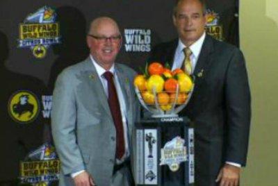 Missouri and Minnesota mix it up in Citrus Bowl