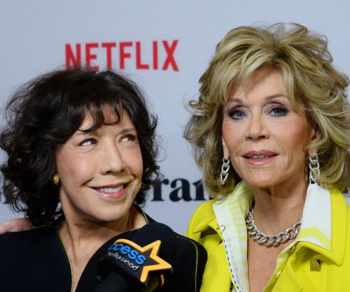 Netflix orders second season of 'Grace and Frankie' with Jane Fonda, Lily Tomlin