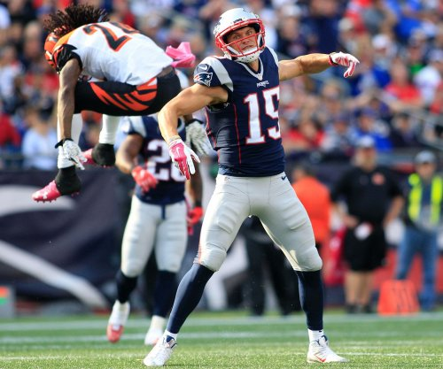 New England Patriots WR Chris Hogan ready for Pittsburgh Steelers