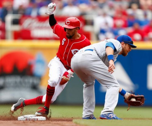 Patrick Kivlehan's surprise start lifts Cincinnati Reds past Chicago Cubs