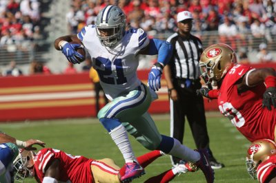 Dallas Cowboys excited to have Ezekiel Elliott back from suspension