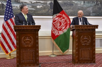 U.N. study: Corruption still a problem in reformed Afghanistan