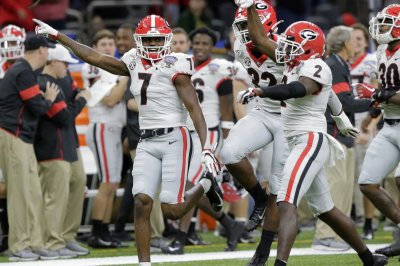 Georgia safety Richard LeCounte in hospital after motorcycle accident