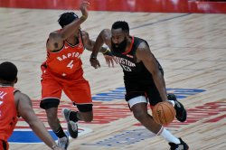 NBA postpones Thunder-Rockets game due to COVID-19; James Harden 'unavailable'
