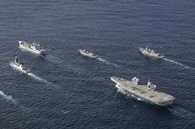 UK Carrier Strike Group to head out on 28-week deployment