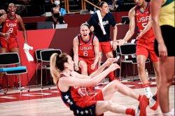 Team USA dominates Australia en route to women's basketball semifinals