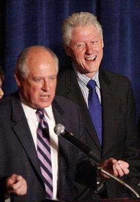 Bill Clinton films 'Hangover' cameo