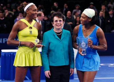 Williams sisters on U.S. Olympic team