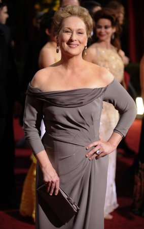 Streep to be honored at Rome film fest