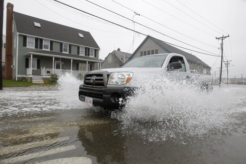 'Nuisance' flooding at all-time highs along East Coast