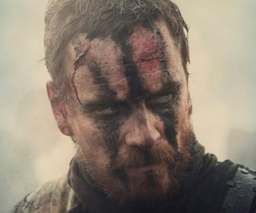 Michael Fassbender, Marion Cotillard star in 'Macbeth' posters