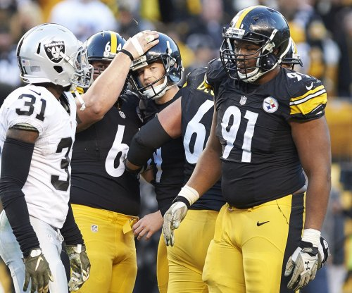 Steelers beat Raiders but lose Ben Roethlisberger