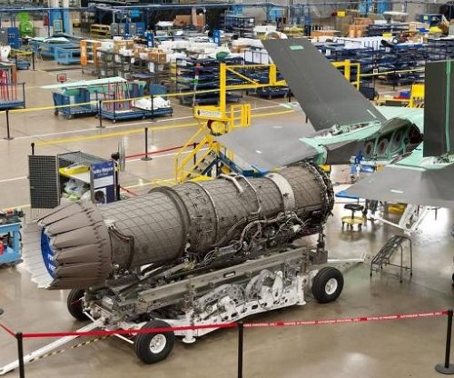 Pratt & Whitney contracts for F135 engine components