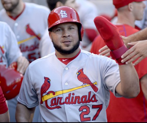 Matt Holliday, Randal Grichuk help St. Louis Cardinals rout Pittsburgh Pirates