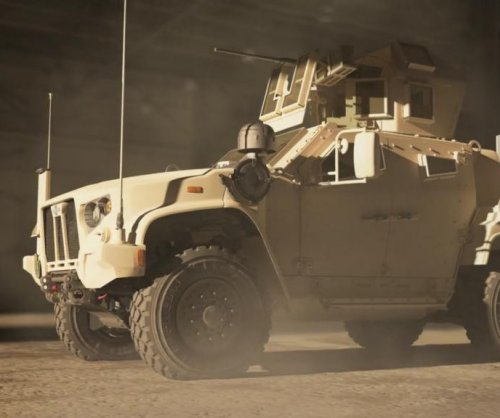 Telephonics gets Oshkosh JLTV contract
