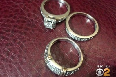 Sanitation crew finds wedding rings in dump for second time in three months