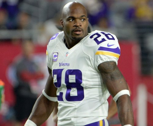 After 10 big years, Adrian Peterson's time with Minnesota Vikings may be over