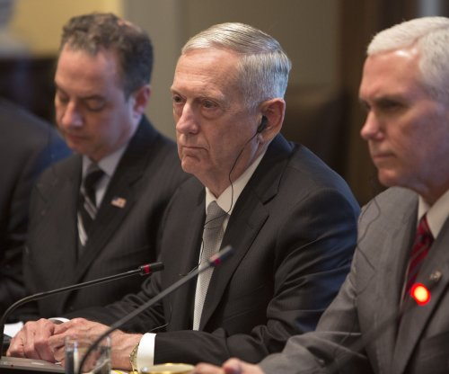 Mattis presses Congress for $30B defense hike