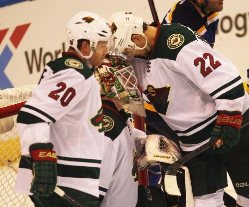 Minnesota Wild slug Ottawa Senators, snap skid