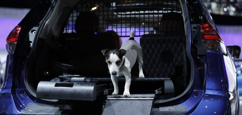 Nissan unveils Rogue for dog owners, \'Star Wars\' fans at N.Y. auto ...
