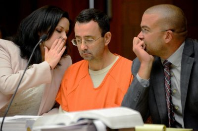 Former USA Gymnastics doctor Larry Nassar to plead guilty to child porn charges