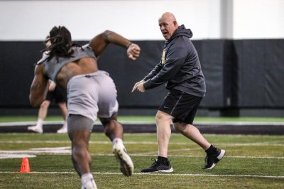 Iowa parts with football strength coach Chris Doyle after mistreatment claims