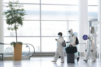 CDC: Symptom-based screening at U.S. airports found just 9 cases of COVID-19