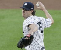 Yankees pitcher Gerrit Cole sets record of 61 strikeouts without a walk