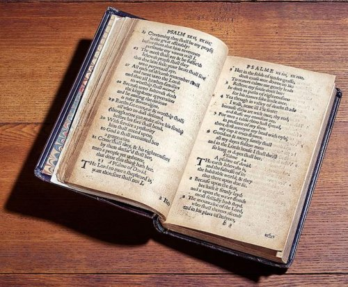 First book printed in America fetches $14.2 million at auction