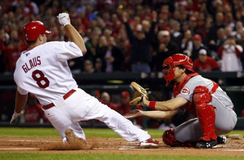 MLB: St. Louis 7, Cincinnati 2