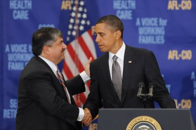 AFL-CIO: Less focus on Dems, more on jobs