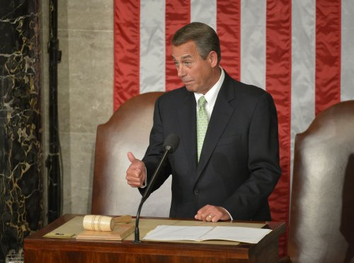 John Boehner on his last name: It's 'Boner' [VIDEO]