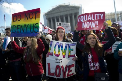U.S. Supreme Court stays gay marriage in Virginia