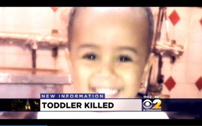 Young NYC man charged with beating stepdaughter to death