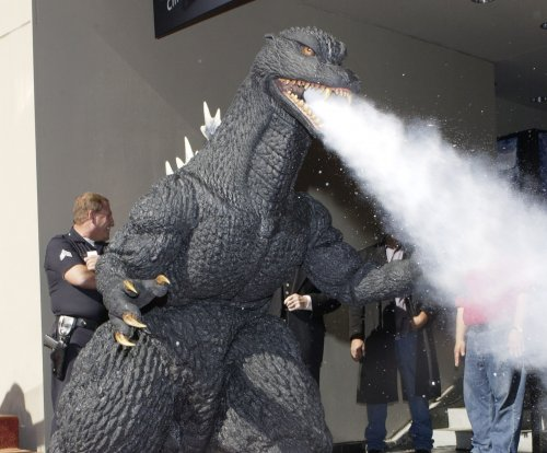 New Godzilla film in the works in Japan