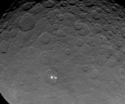 Ceres bright spots: Clearer pictures, but still no answers