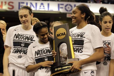 Four on the floor: UConn wins another NCAA title